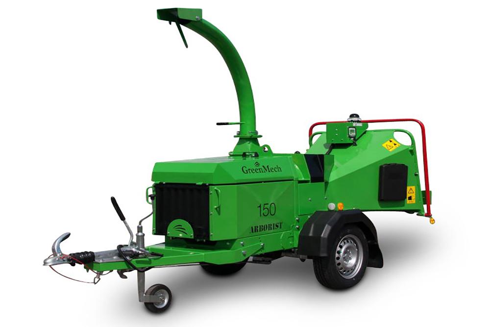 Greenmech 150 hjul
