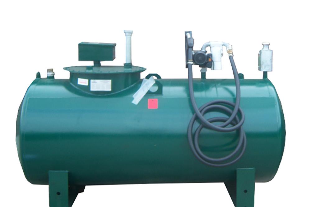 Gass- og dieseltanker