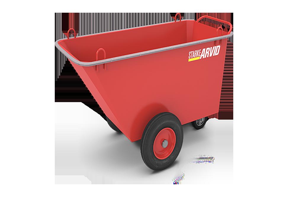 Søppel- og utstyrshåndtering