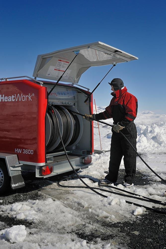 Drammen Liftutleie - HeatWork HW3600